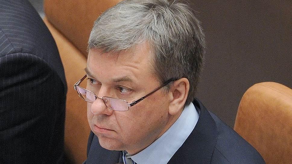 Бывший руководитель Росалкогольрегулирования Игорь Чуян