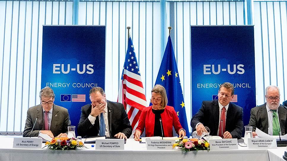 Почему Вашингтон и Москва не найдут консенсус по газовому вопросу