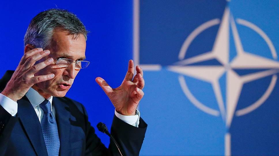 В гостях у сказки / Украину и Грузию приняли в штаб-квартиру НАТО