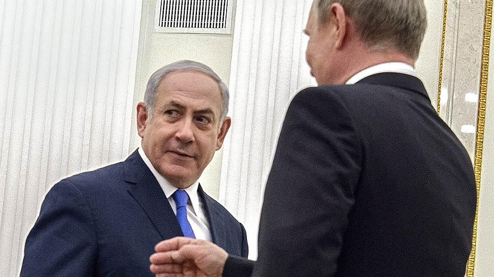 Как прошла встреча президента России и премьер-министра Израиля