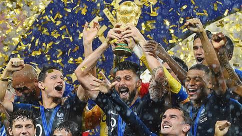 Скажи-ка, дядя, ведь медали // Сборная Франции выиграла российский чемпионат мира