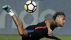 Неймар поднял «Барселону»