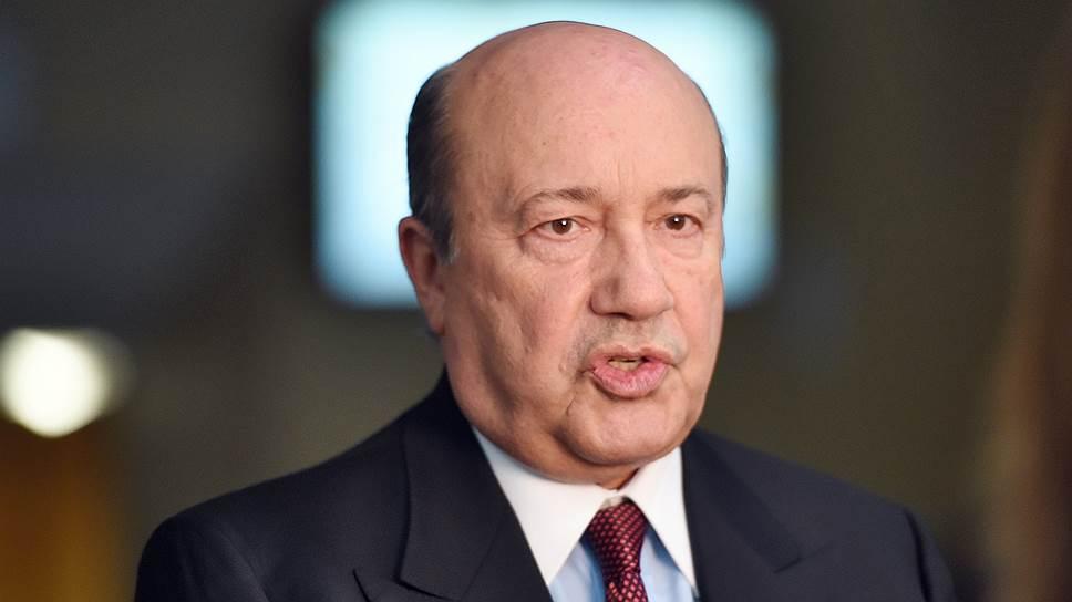 Бывший министр иностранных дел РФ Игорь Иванов