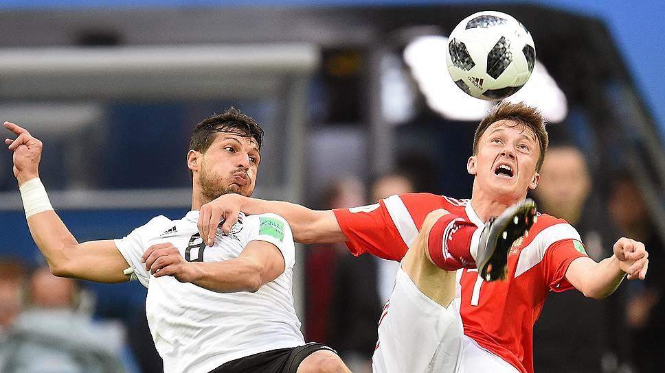 Как чемпионат мира повысил стоимость сборной России по футболу