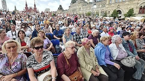 Идеология пожилого возраста // В России может появиться собственный индекс активного долголетия
