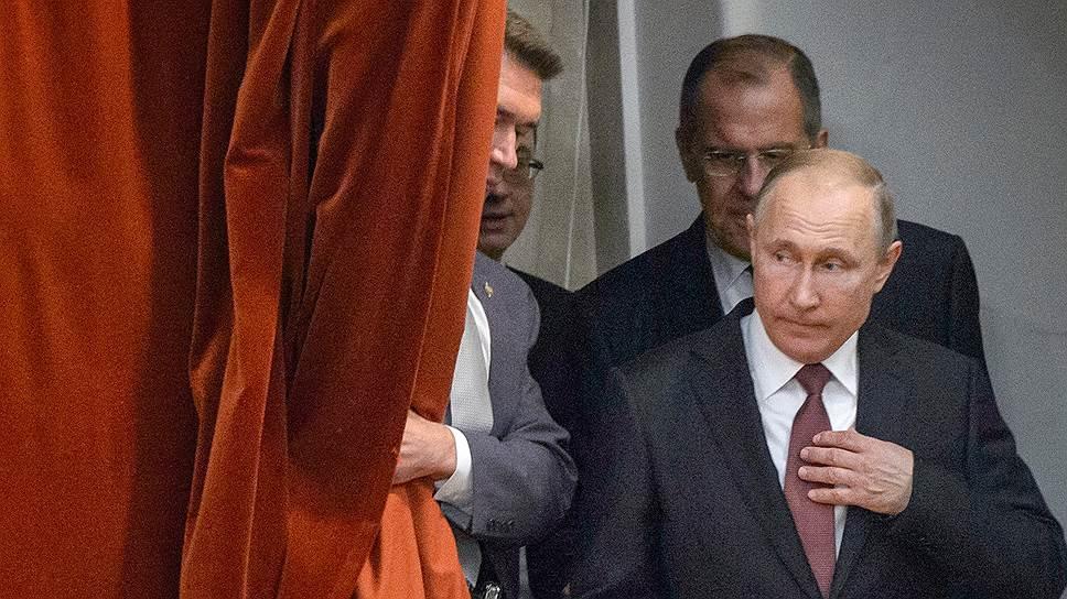 Как в июле Путин встретился с послами России в зарубежных странах