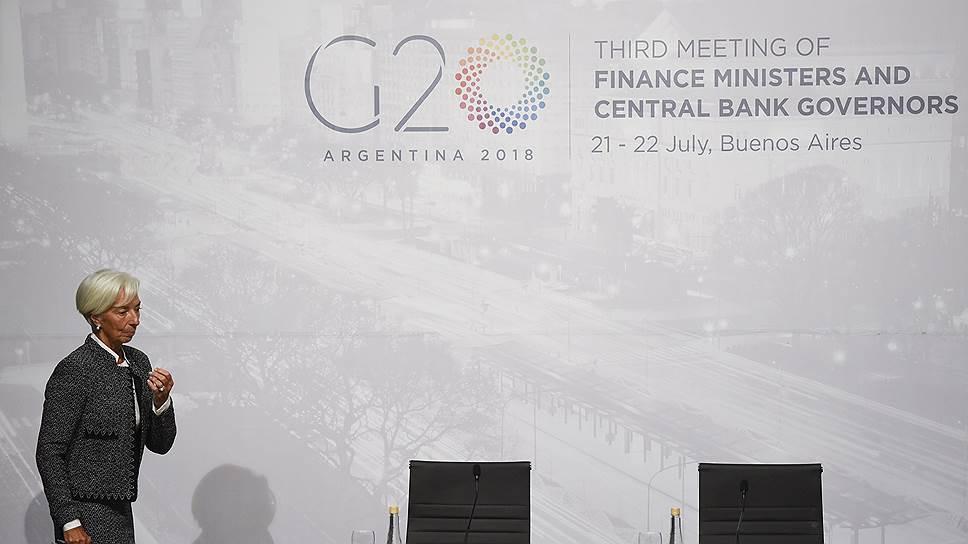 МВФ изучил последствия введения пошлин