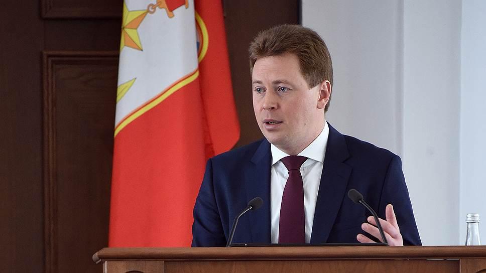 Как депутаты и губернатор Севастополя разошлись по вопросу герба города