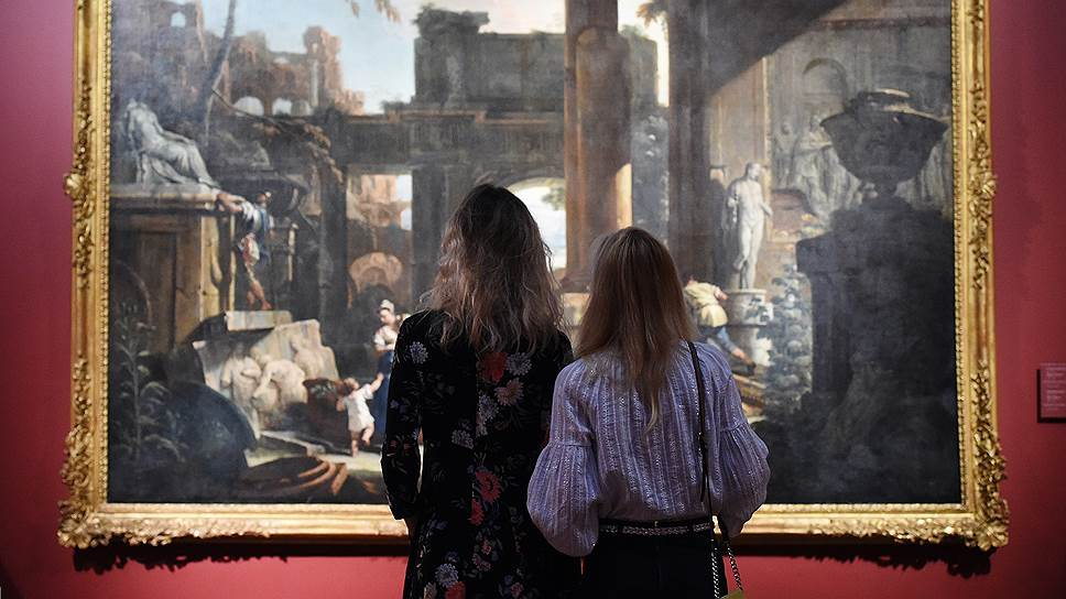 Венецианский XVIII век выглядит на выставке временем упадка — но прекрасного и даже оптимистичного