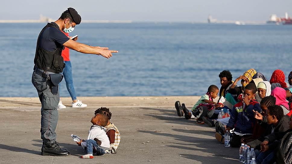 Как Евросоюз делит беженцев