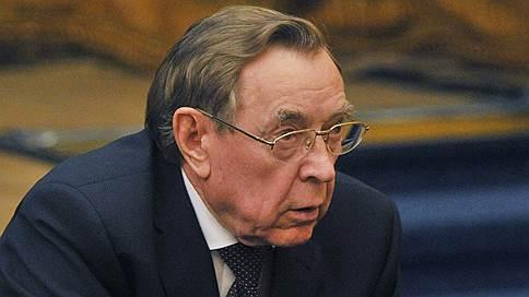 Советник по праву  / На 87-м году жизни умер Вениамин Яковлев
