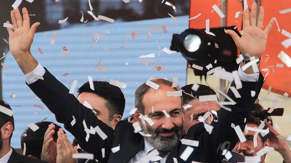 Как в Армении началась подготовка к досрочным парламентским выборам