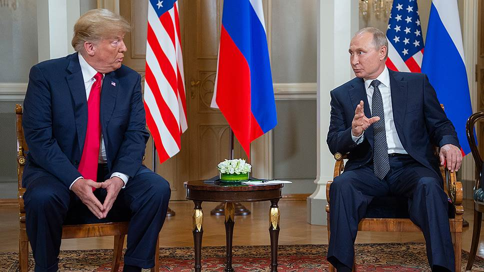 Чего достигли Владимир Путин и Дональд Трамп в Хельсинки