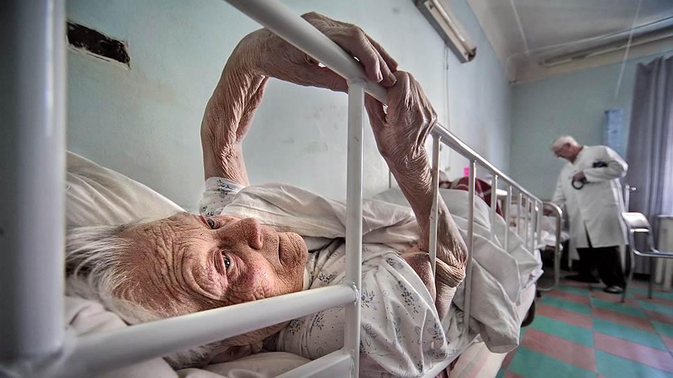 Минздрав обнародовал данные о заболеваемости россиян пенсионного возраста за 2017 год