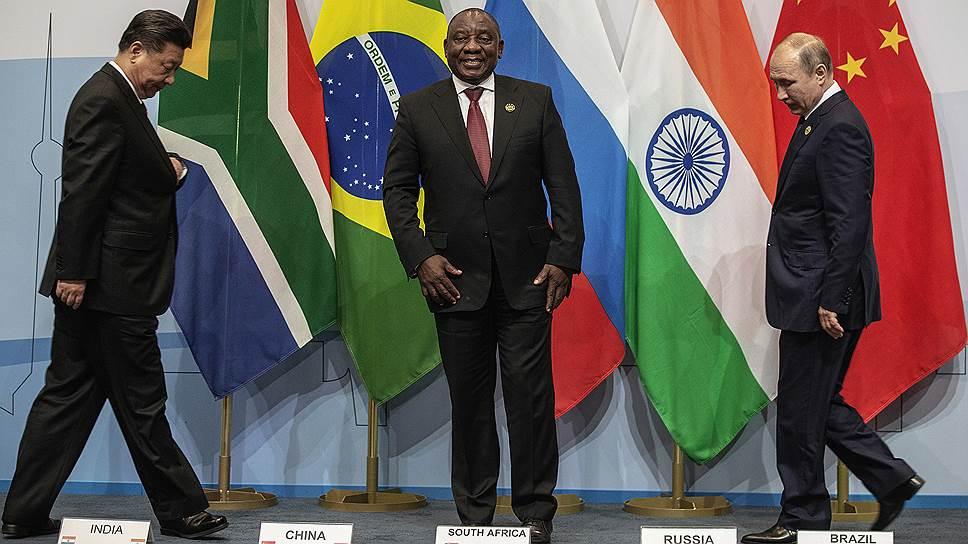 Перед президентом ЮАР в этот день склонили головы даже председатель КНР и президент России