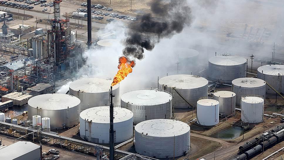 Американский газ застыл между Россией и Азией