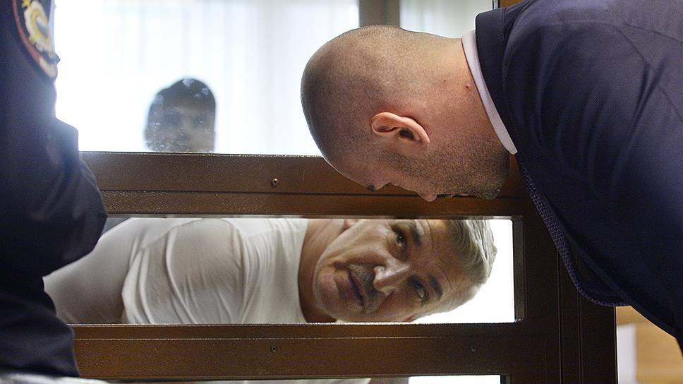 Сергей Лемешевский не смог убедить суд в том, что не будет препятствовать расследованию его дела