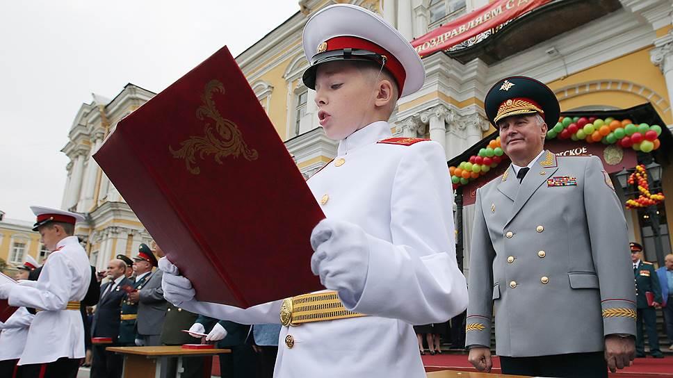 Среди заместителей министра обороны у Андрея Картаполова будет самый патриотичный функционал