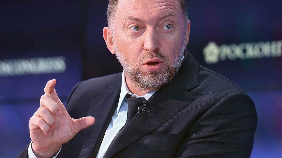 Предприниматель Олег Дерипаска