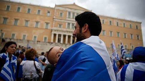Бремя на вырост // Успешные реформы временно избавят Грецию от долговых проблем