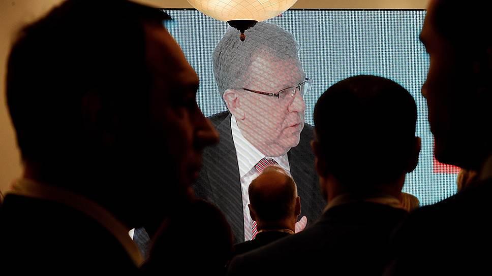 Как Алексей Кудрин объявил о новой стратегии Счетной палаты
