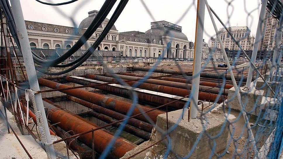 Как Сергей Гордеев купил площадку у Павелецкого вокзала под торгцентр