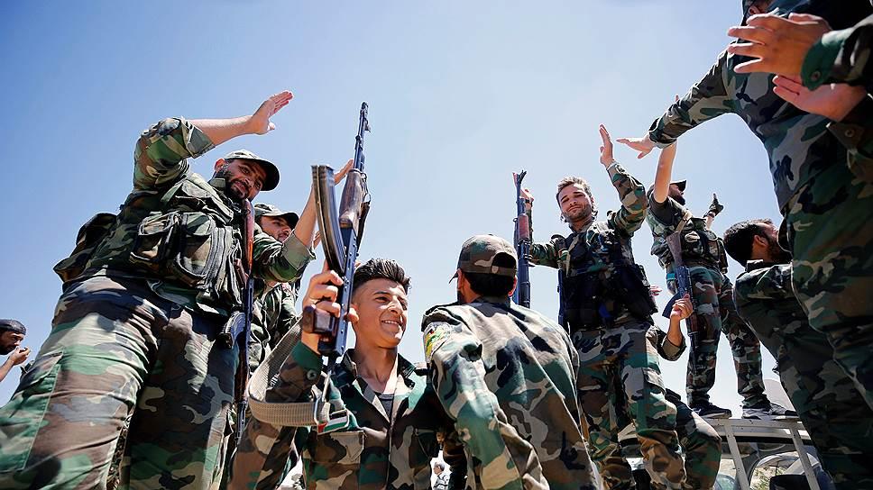 Как победа над ИГ в Сирийской пустыне поможет Москве обрести новых союзников