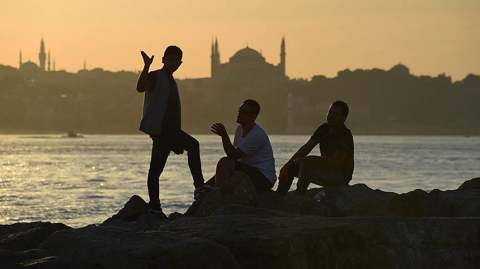 Турция вошла в пятерку торговых партнеров РФ