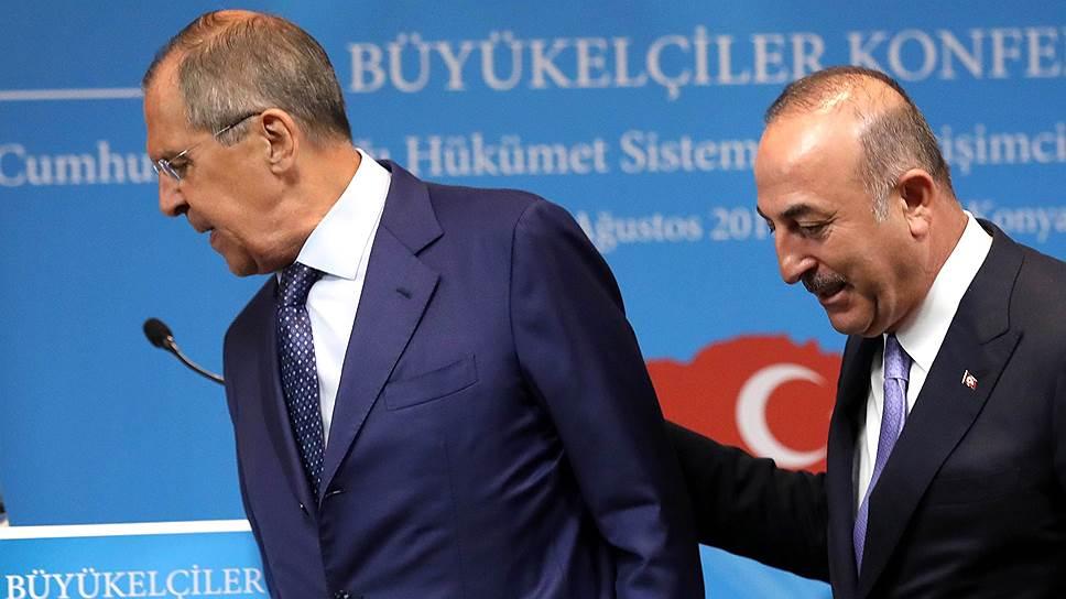 Как давление со стороны США сплачивает Россию, Турцию и Германию