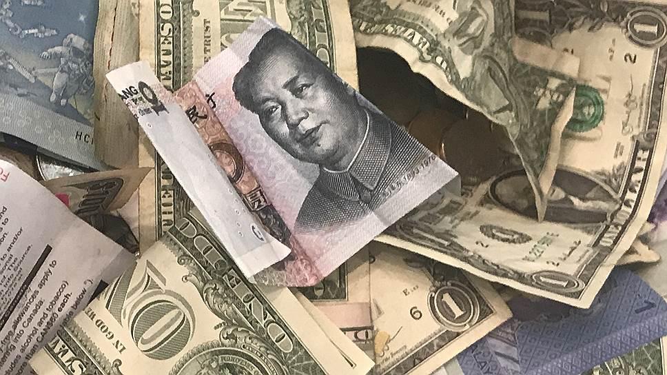 Как торговая война США и Китая влияет на поведение инвесторов