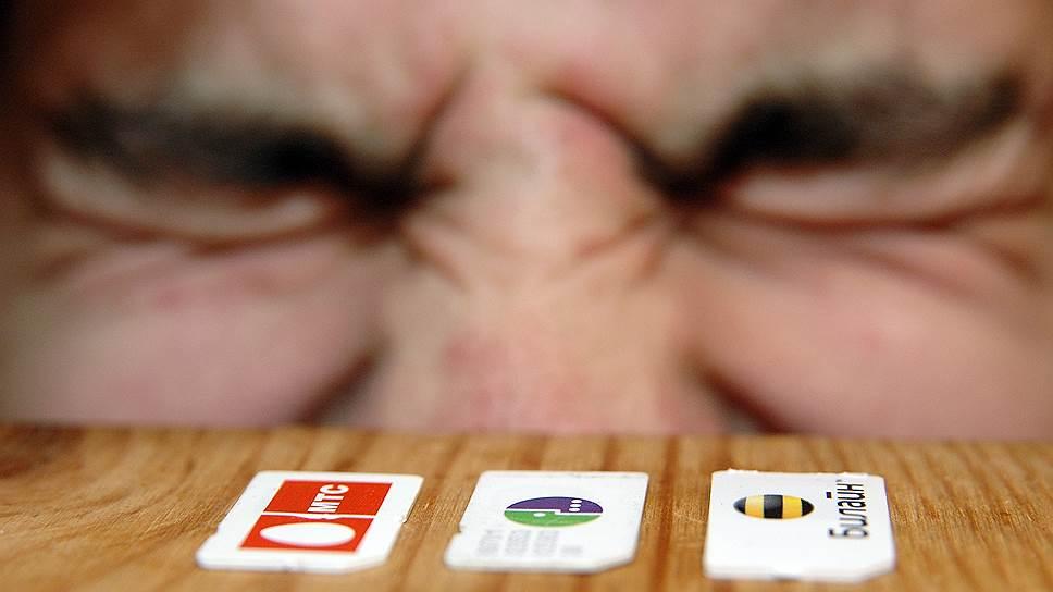 Минкомсвязь считает, что сим-карты российских операторов стали слишком небезопасны