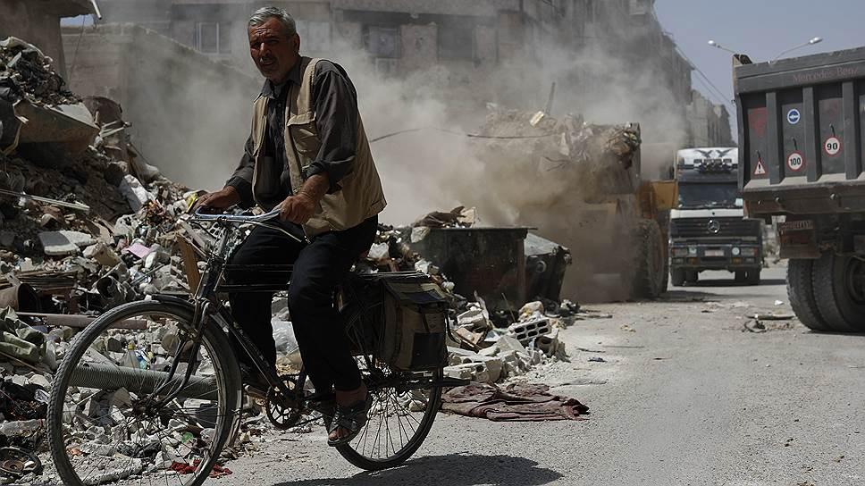 Тегеран претендует на стратегическую роль в восстановлении экономики Сирии