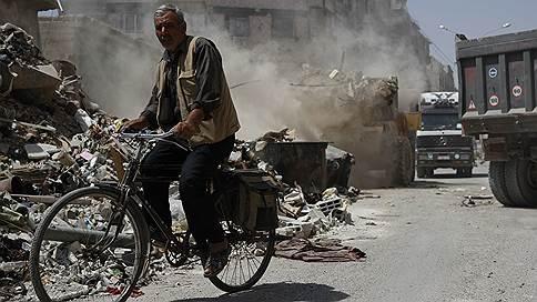 Иран разжигает войну инвестиций // Тегеран претендует на стратегическую роль в восстановлении экономики Сирии