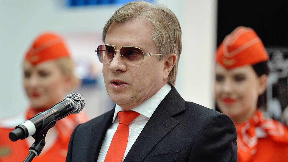 Гендиректор «Аэрофлота» Виталий Савельев