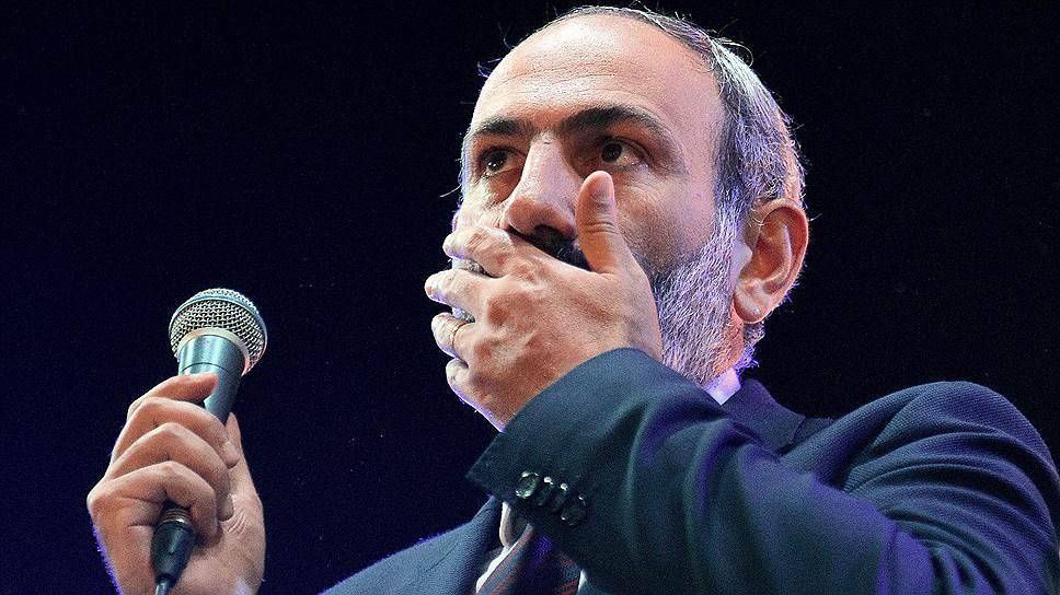 Как в Армении отметили 100 дней с момента завершения «бархатной революции»