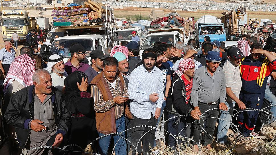 """Корреспондент """"Ъ"""" увидела, что ждет беженцев в Сирии"""