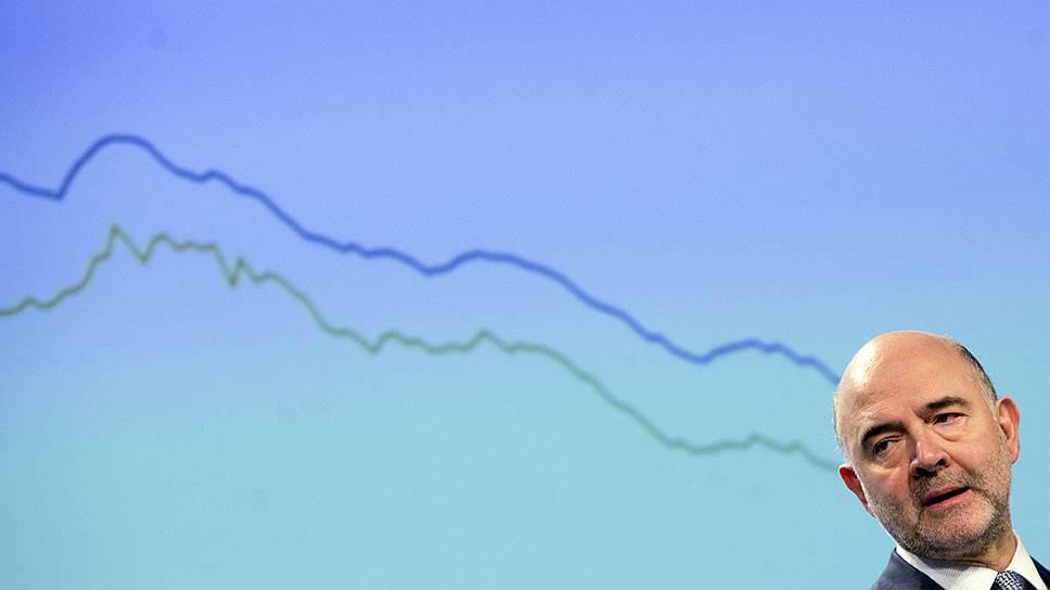 Еврокомиссар по экономике и финансам Пьер Московиси объявил о начале «новой главы» в истории Греции, сменяющей восьмилетний период кризиса