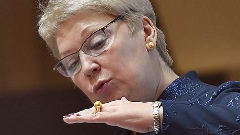 Ольга Васильева отказалась от приемных идей // У проекта об ужесточении правил усыновления все больше противников
