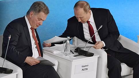 В субтропиках обсудят проблемы Заполярья // Президент Финляндии расскажет в Сочи об идее созыва первого Арктического саммита
