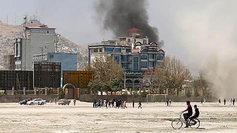 Российскую инициативу обстреляли ракетами // Переговоры с талибами в Москве пройдут на фоне новой эскалации в Афганистане
