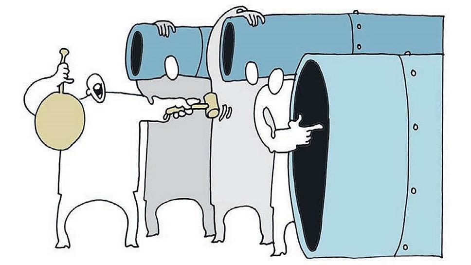 Как газовиков выгоняют на биржу