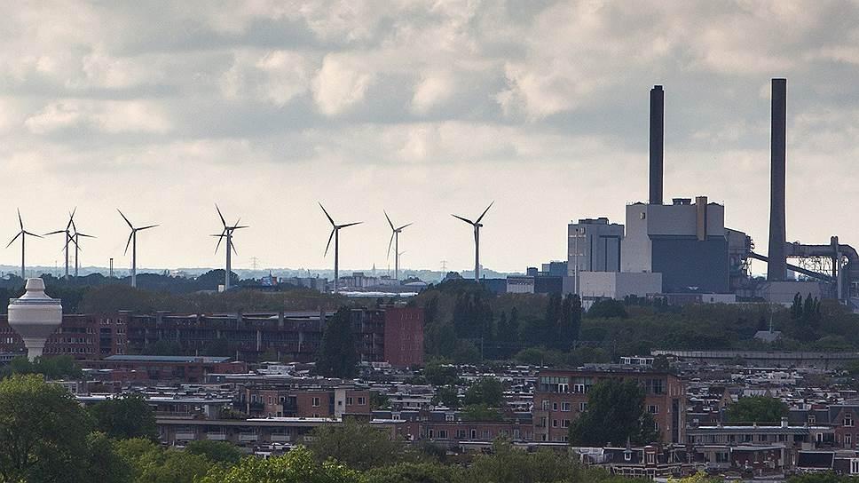 Газ в Европе уступает ветру, но на экспорте «Газпрома» это пока почти не сказалось