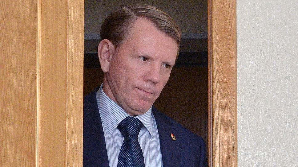 Андрей Чепурной вскоре предстанет перед судом за растрату денег «Инвалидов войны»