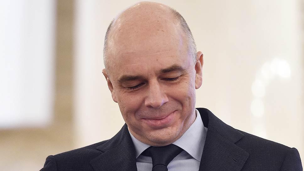 Первый вице-премьер Антон Силуанов не без интереса ознакомился с идеями финансирования нацпроектов, предложенных министерствами