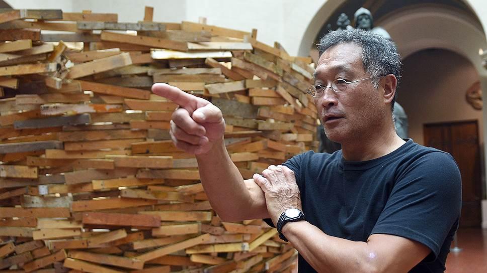 Японский художник Тадаси Кавамата