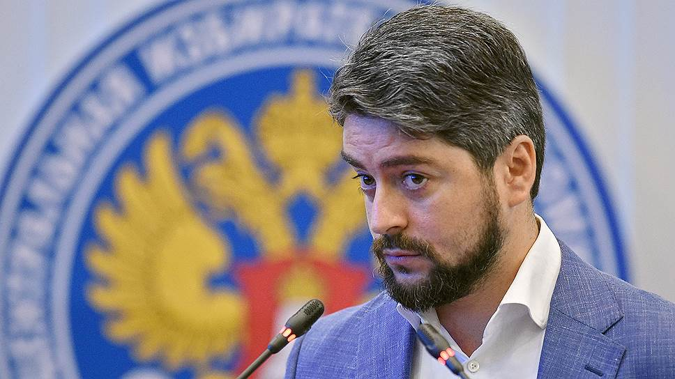 Кандидат в мэры Москвы от «Справедливой России» Илья Свиридов