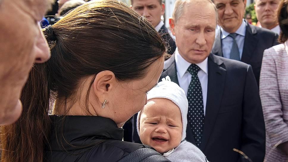 Как Владимир Путин предупредил страну о том, что скажет про пенсионную реформу