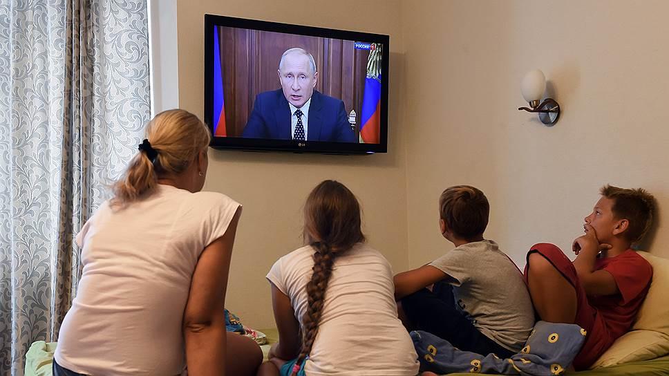 Выступление президента не добавило пенсионной реформе сторонников в Госдуме