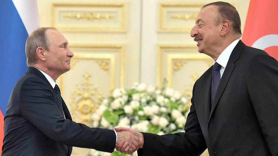 Как Россия и Азербайджан реализуют новый статус Каспия