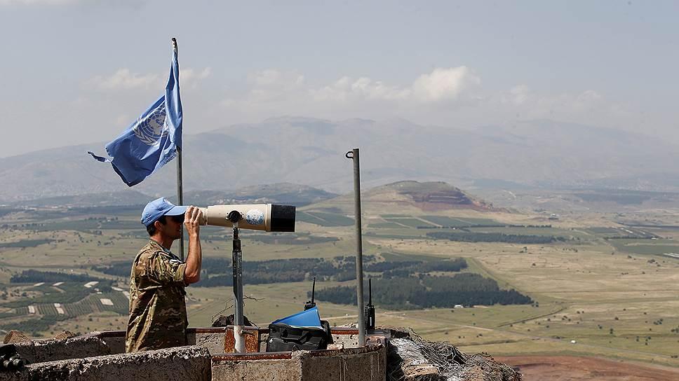 На каких условиях ООН готова помочь в восстановлении Сирии
